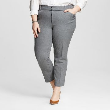 Grey Twill Pants : Target