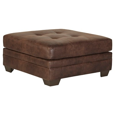 Kelemen Oversized Accent Ottoman Amber - Signature Design by Ashley