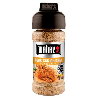 Weber® Beer Can Chicken Seasoning  2.85 oz