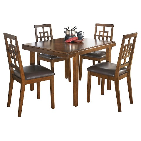 5 piece cimeran rectangular dining room table se target