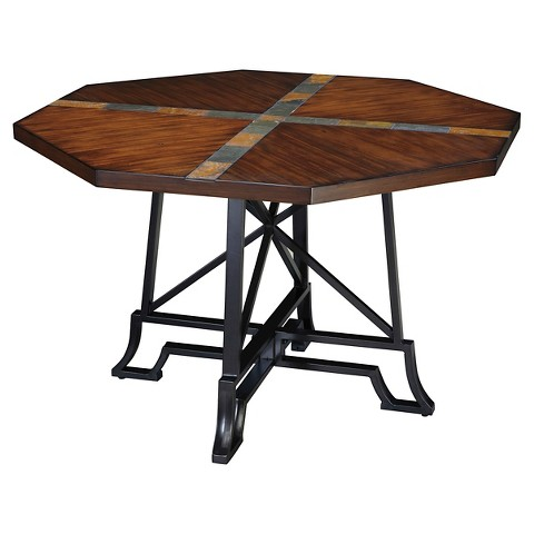 vinasville dining room table with metal legs met target