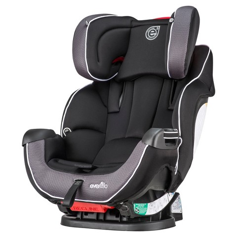 evenflo procomfort symphony dlx convertible car target. Black Bedroom Furniture Sets. Home Design Ideas