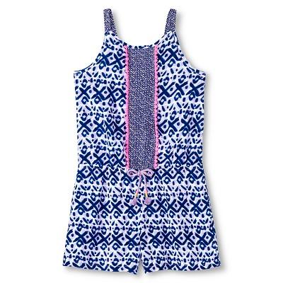 Baby Girls' Challis Romper Purple 12M - Cherokee®