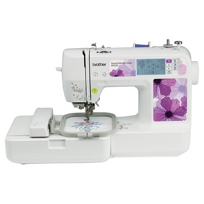 Brother International™ PE525 Embroidery-Only Machine