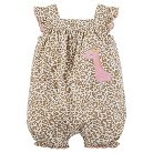 Just One You™Made by Carter's® Baby Girls' Giraffe Print Ruffle Romper