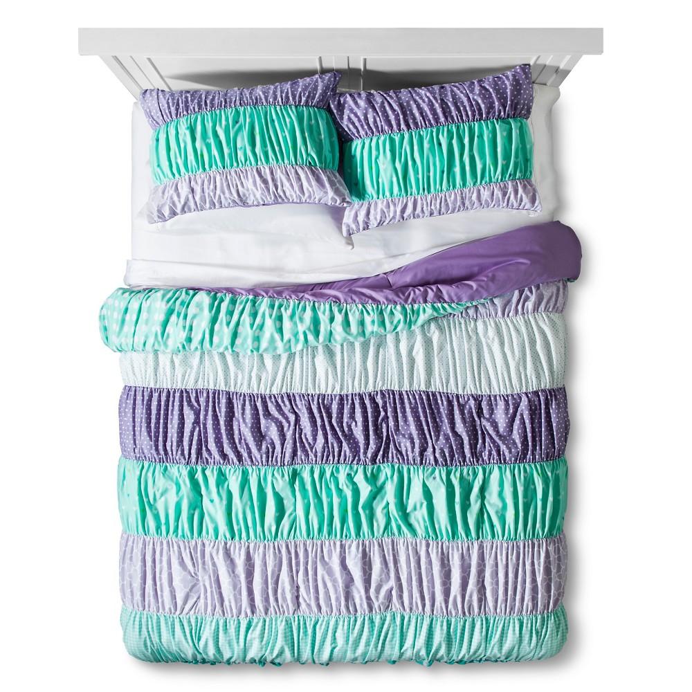 Ruched Comforter Set - Pillowfort