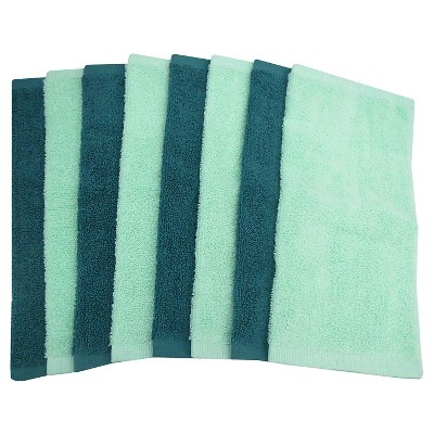 Washcloth Sets Turquoise Room Essentials™
