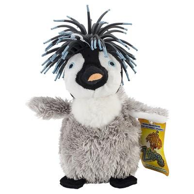 Innovation Pet Zibbies Plush Pet Toy Gigglez The Penguin