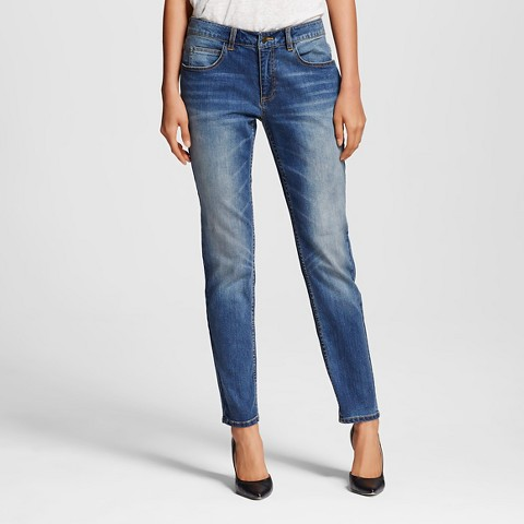 Women's Slim Boyfriend Denim - Who What Wear ™