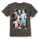 WWE® Boys' John Cena Graphic T-Shirt Charcoal - XS