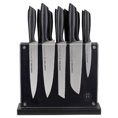 Schmidt Brothers Cutlery® Project X Jet Black 13pc set