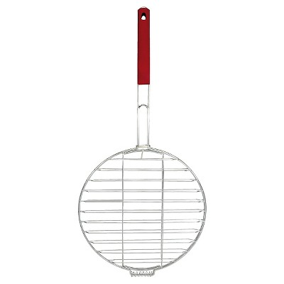 Evergreen Quesadilla Grilling Basket - Wowzer Red