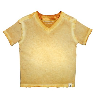 Tee Shirts Apricot Orange 0-3 M