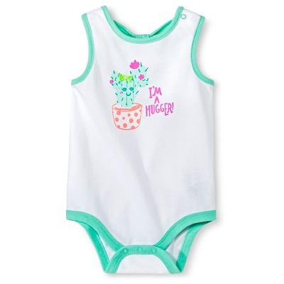 Circo™ Baby Girls' Bodysuit - Blue NB