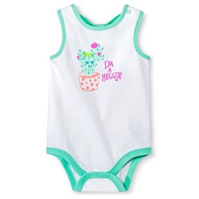 Circo™ Baby Girls' Bodysuit - Blue 0-3 M