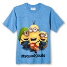 Despicable Me Minions Graphic Tee - Blue XS