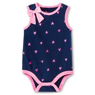 Circo™ Baby Girls' Bodysuit - Fruit Print 0-3 M