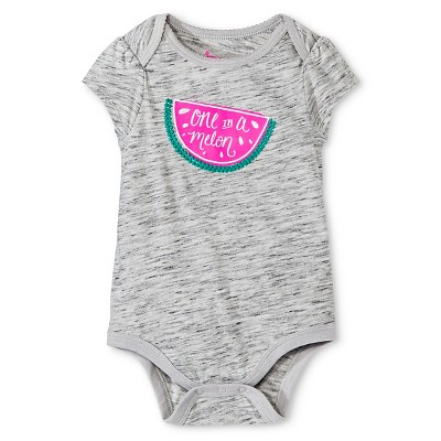 Circo™ Baby Girls' Bodysuit - Watermelon 6-9 M
