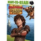 How to Build a Dragon Fort ( Ready-to-Read, Level 2: Dragons) (Hardcover)
