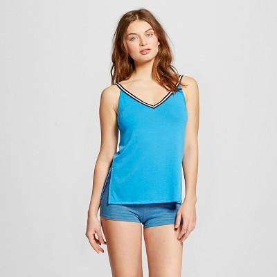Women's Sporty Sleep Set Brilliant Blue M - Xhilaration™