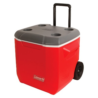Coleman® 45 Quart C-Tec™ Performance Wheeled Cooler
