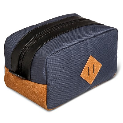 Men's Nylon Dopp Kit Blue One Size - Merona™