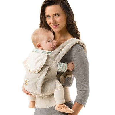 Ergobaby Original 3 Position Baby Carrier - Natural Linen
