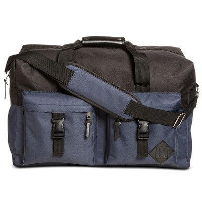 Men's Duffle Navy/Black One Size - Merona™