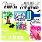 Think Box Print and Stamp Lab