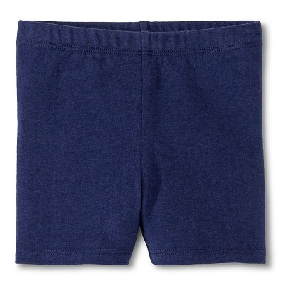 Baby Girls' Bike Short Blue 12M - Circo™