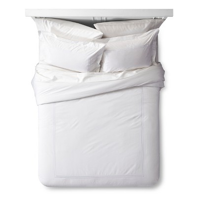 Classic Hotel Comforter Set (Queen) White 3pc - Fieldcrest™