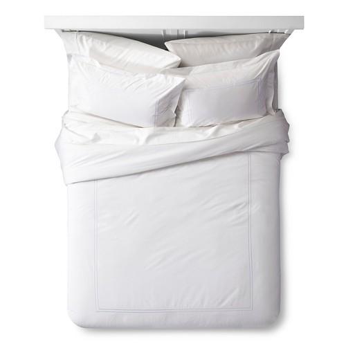 Fieldcrest Luxury Target Sheets: Classic Hotel Comforter Set - Fieldcrest