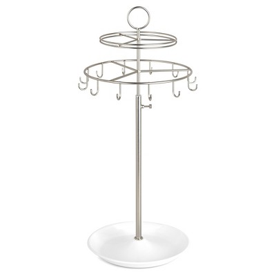 Loft by Umbra™ Spinner Jewelry Stand - Nickel
