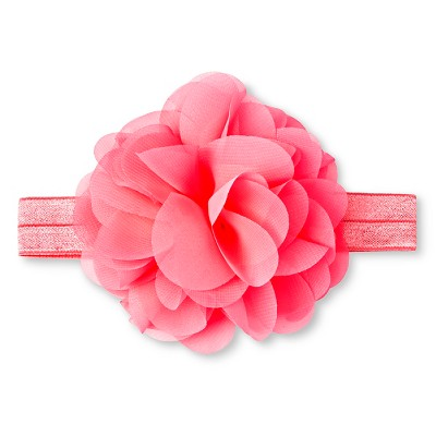 Baby Girl Head Wrap Pink One Size - Cherokee®