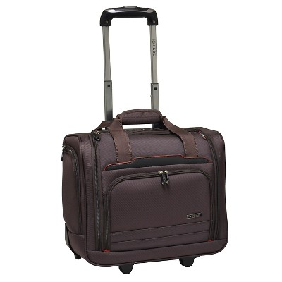 """Travelers Polo & Racquet Club 16"""" Carry ON with Flex File System"""