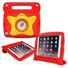 Roocase iPad Mini 4 Starglow Case - Red