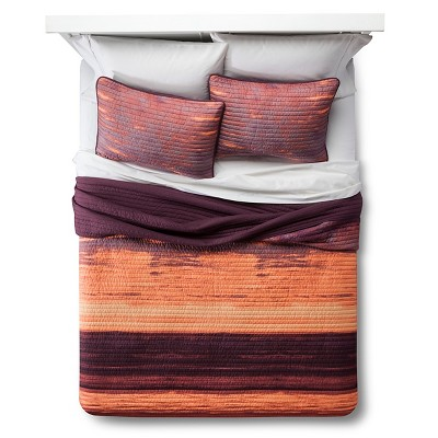 Sunset Arrows Quilt Set - Twin - Multicolor - HOT NOW®