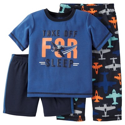 Baby/Toddler Boys' 3-Piece Pajama Set 12M - Just One You™ Made by Carter's®