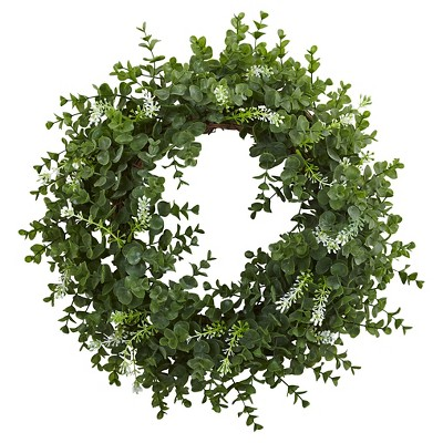 Artificial Wreath Nearly Natural