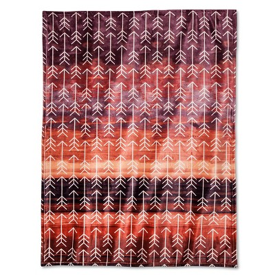 "Arrow Throw - 50""x60"" - Multicolor - HOT NOW®"