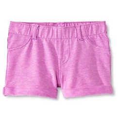Toddler Girls' Jegging Short Purple - Circo™
