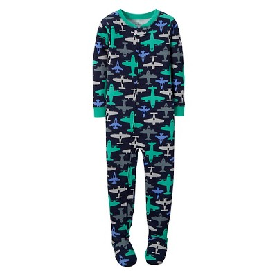 Baby/Toddler Boys' Snug Fit Cotton 1-piece Pajama 12M - Just One You™ Made by Carter's®