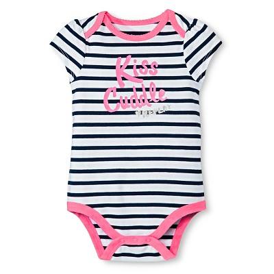 Circo™ Baby Girls' Bodysuit - Navy 18 M