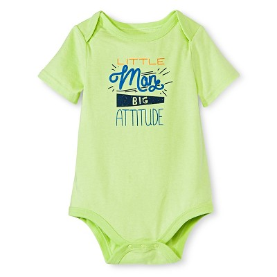 Circo™ Baby Boys' Lap Shoulder Little Man Bodysuit -Serendipity NB