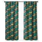 Alligator Print Twill Light Blocking Curtain Panel - Pillowfort™