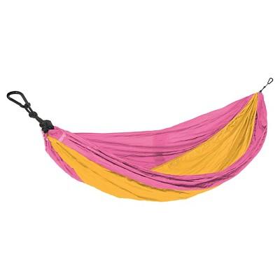 Eco Trekker Parachute Hammock - Pink & Orange