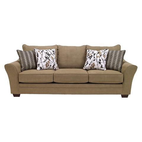 Mykla Sofa Shitake Ashley Furniture Tar
