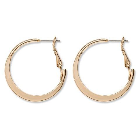 Perfect Dipped Enamel Hoop Earrings  Women Under $40 | J.Crew