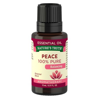 Natures Truth Peace Essential Oil 15ml