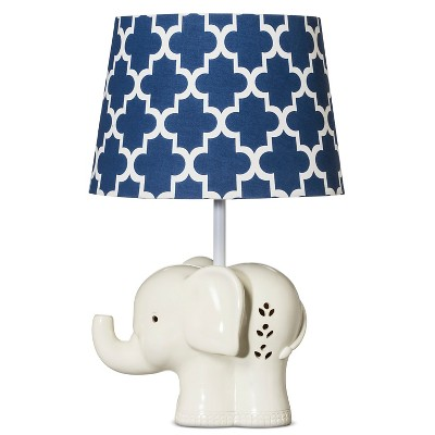 Elephant Lamp Base and Shade - Lolli Living™